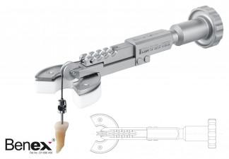BENEX II TOOTH EXTRACTOR NEW