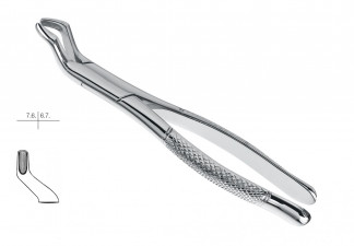 EXTRACTING FORCEPS, AMERICAN PATTERN, FIG. 10-S UPPER MOLARS