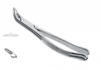 EXTRACTING FORCEPS, CRYER, AMERICAN PATTERN, FIG.151, LOWER INCISORS, PREMOLARS & ROOTS
