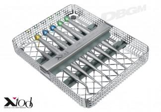 X-DESMO-TOOL-ELEVATOR-KIT, BY DR. HILDEBRAND INCL. WASHBASKET