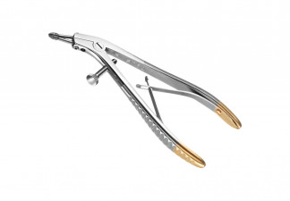 PLIER, ORTHODONTIC TELECROWN-GRIP, DIAMOND TIPPED, 2,35 MM WITH 2 INTERCHANGEABLE FLEXIBLE TIPS