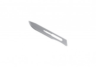 BLADE, SCALPEL SCALPEL BLADES, STERILE, FIG. 10, FOR HANDLE NO.3, BOX/100 PCS