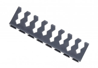 INSTRUMENT HOLDER FOR TRAY LENGTH 130 SILICONE