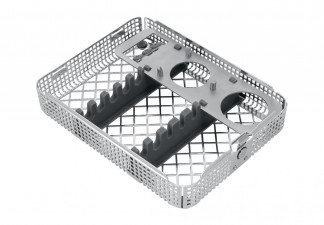 TRAY, SURGICAL, INSTRUMENT WASH BASKET FOR PIN AUGMENTATION KIT